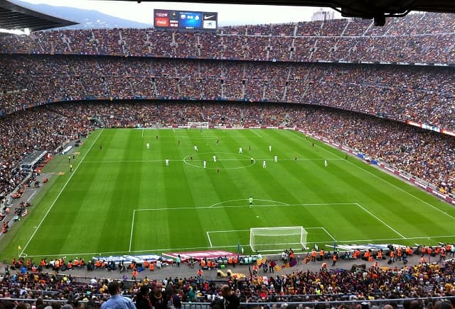 Accessible Barcelona Football Match Holiday Packages