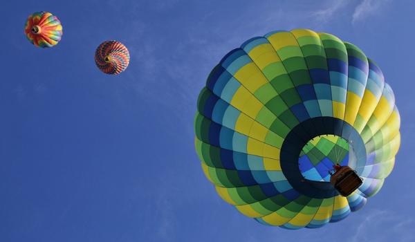 Accessible Hot Air Ballooning