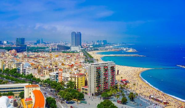 Barcelona - City Break by the Beach