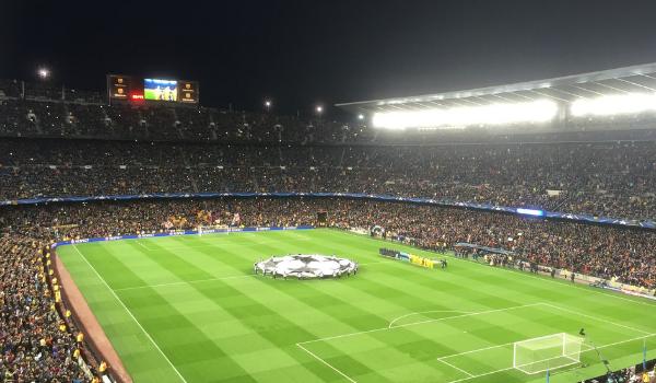 Accessible Nou Camp Stadium