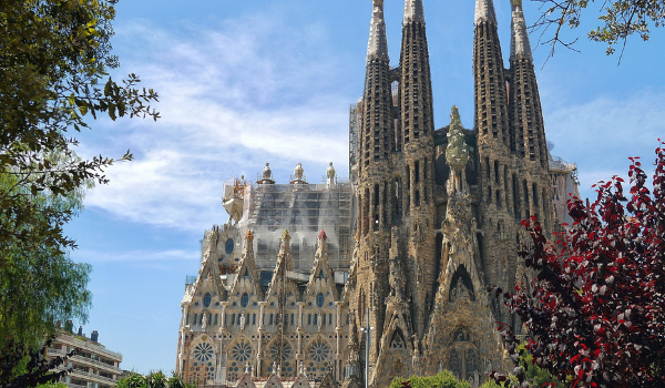Accessible Sagrada Familia