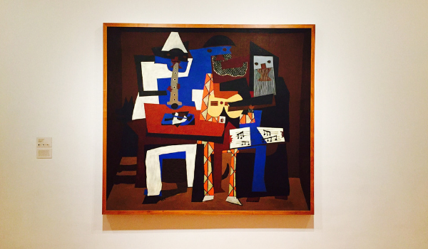 Accessible Picasso Museum
