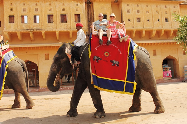 Accessible Elephant Ride For Disabled Holidaymakers