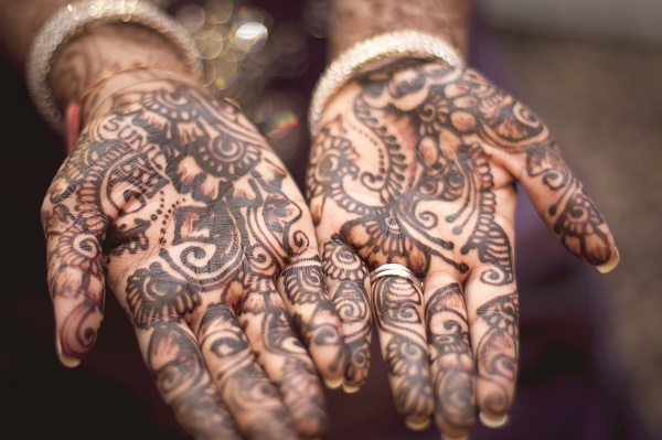 Henna Tattoo India Accessible Holiday Tour