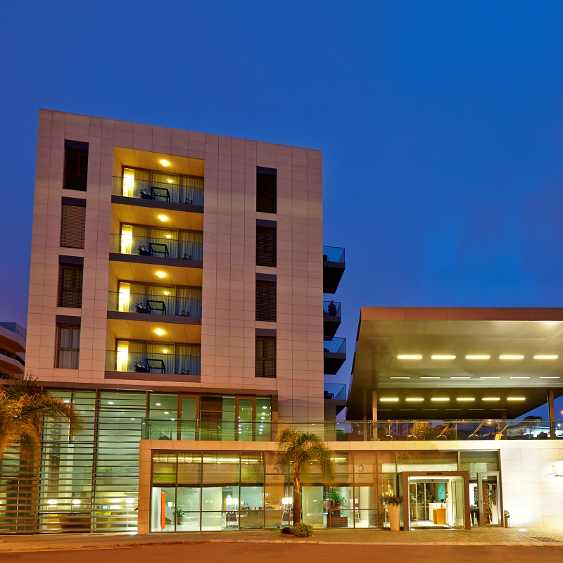 Accesible 4* Golden Residence Hotel Madeira