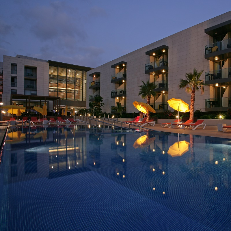 Disabled Holiday Madeira Night Hotel