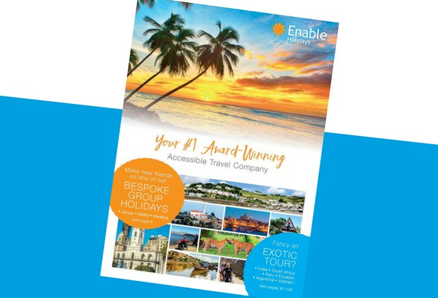 New Enable Holidays 2018 Brochure