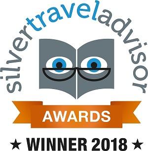 Silver Travel Advisor Awards 2018 - Best Accessible Travel Provider