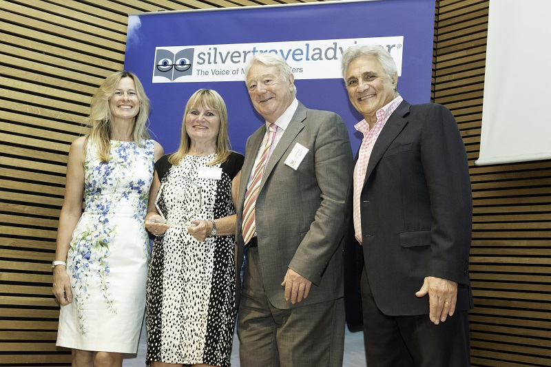 Enable Holidays - Best Accessible Travel Provider - Silver Travel Awards 2018