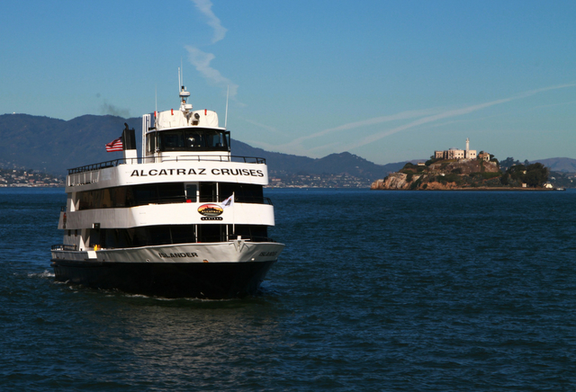 Alcatraz Cruise