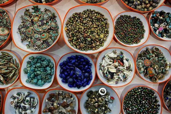 turkey souvenirs bazaar