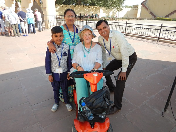 holman-wheelchair-accessible-holiday-india-tour
