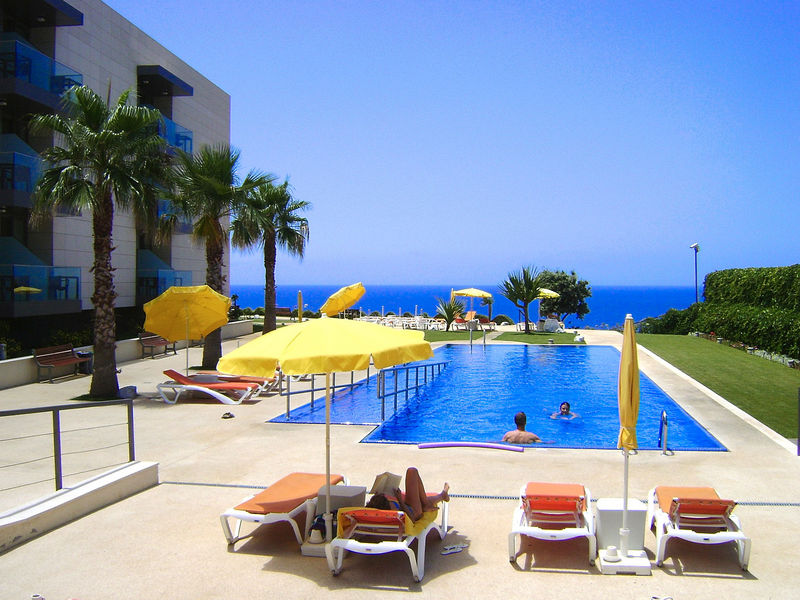 Golden Residence Madeira Outdoor Pool