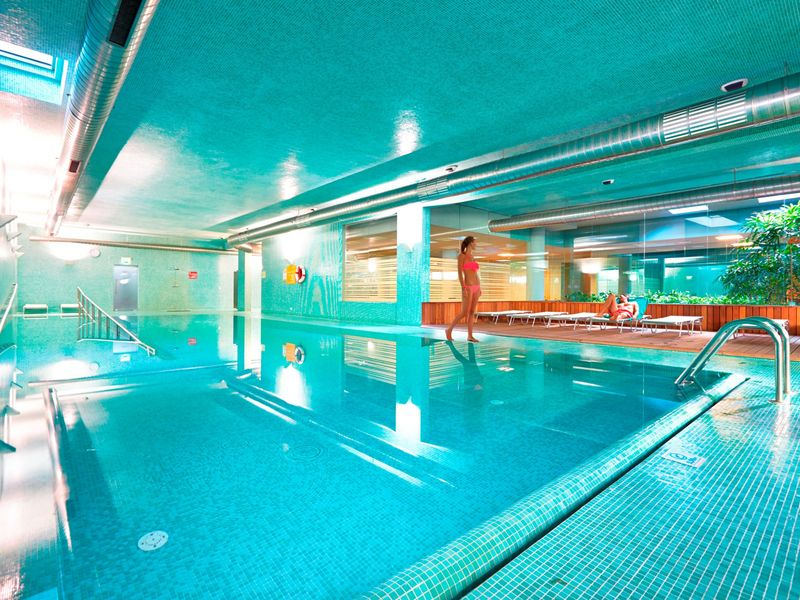 Golden Residence Indoor Pool Accessible