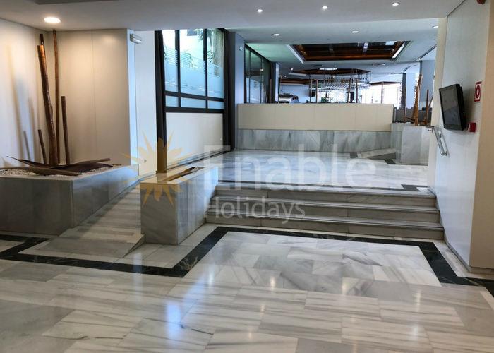 Hotel Melia Costa del Sol Internal Ramps
