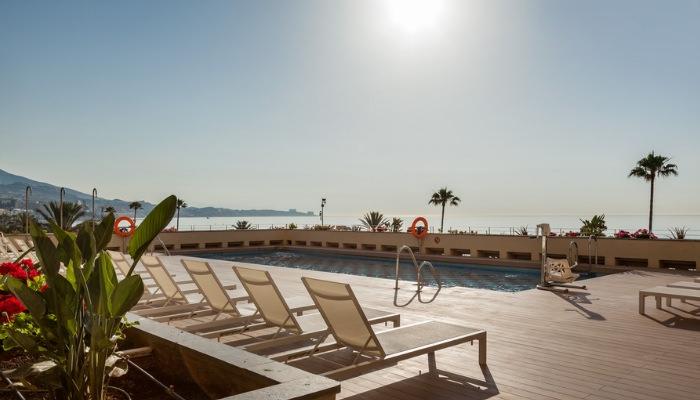 Ilunion Fuengirola Accessible Pool Hoist