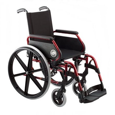 manual wheelchair hire abroad