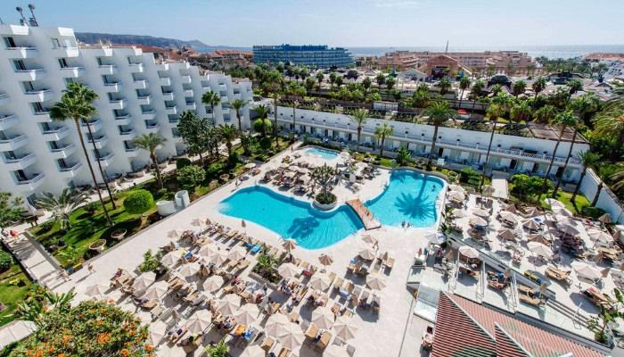 Spring Hotel Vulcano Tenerife Accessible Pool Hoist